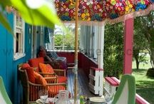 Outdoor - Balcony Gardens / by Smith Rouse