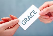 Grace / if His grace is an ocean ... we're all sinking