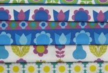 Fabric / by Donna Flower Vintage