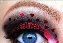 Karneval make up