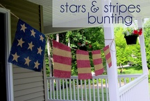 Independence Day / Decor and fun ideas for the 4th.  / by Amanda Scacchi