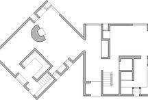 MACLADOS / MACLADOS en las artes, el diseño y la arquitectura:  intersección de prismas, maclas o sólidos conjuntos.