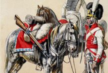 Calvery N Horse Soldier's / by Roy Gooden