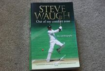 Recomended Reads / Pictures of cricket books I recommend you read