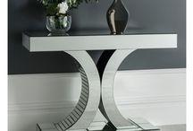 Beautiful Mirrored Furniture