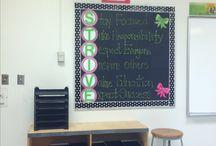Bulletin Boards and Classroom Decor