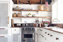 kitchens / by katye