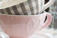 Zastawa na herbatkę ☕