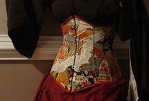 under-bust corset ideas <3