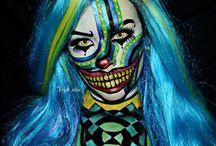 Makeup Art & Body Art / Makyaj Sanatı & Vücut Boyama