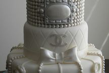 Chanel cakes, cupcakes and cookies
