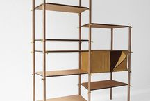 Shelving possibilities for our shop