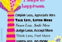 Happiness Lists