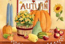Clipart - Ősz (Autumn)