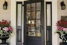 Front Doors / by Darnelle Colant