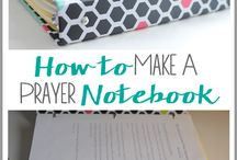 how to make a [prayer book