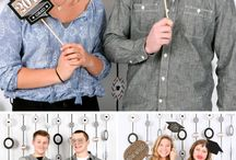 Shutter Booth Props / Here at Shutterbooth we know that the props can make or break your pictures. So search for some you like we will custom make any prop see you!