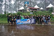 Employee Gathering Alam Sutera #1 - Geo adventure lembang bandung
