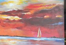 Creations / Lesley's Paintings