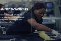 #AmericanWorkers / by WeatherTech®: Auto Products
