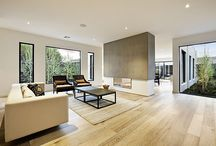 Mid Tone Wood Floors / Some Mid tone Wide plank flooring to provide some inspiring ideas