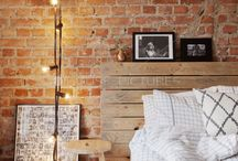 interior rustic industrial