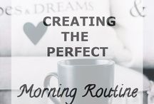 Creating the perfect Morning