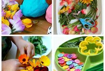 Spring Theme Preschool activities