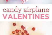 Valentine's ideas / by Priscilla Nickels