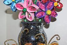 crafts / by Michaela Morrissey-Voor Vart