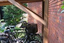 fietsen opbergplek