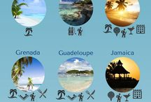 Caribbean / Discover the islands of the Caribbean!  (Looking for Cuba? It has its own board!)