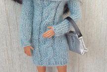 Вязание куклы