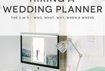 Wedding Planner Tips