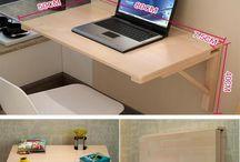 Flip Up Desk
