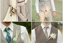 wedding mans dresses