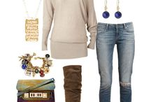 Fall/winter fashion / by Lindsey Williams
