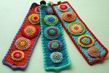 Crochet brasalet / Croché brazalete