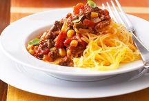 Food: ideas / by Barb Sloan Bonfiglio