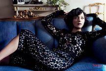 Ode to Marion Cotillard / Marion Cotillard is my fashion icon!