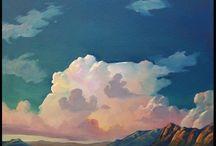 Clouds - Pastel