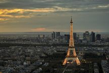 Paris  / The most romantic and picturesque city in the world. / by Pine Cones and Acorns Blog