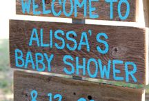 It's a Baby shower