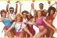 Girl of the 80s / I will always be stuck in the 80s. Best decade ever!