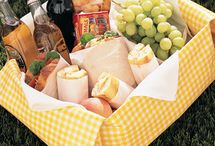 DELIGHTFUL  PICNICS / Days to have picnic with friends and families....variety of ideas on how to prepare for any special occasions... / by Argon