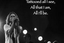 pearl jam & lyrics & inspiratie