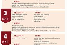KETO - Meal Plan