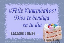 HAPPY BIRTHAY ..... / by Amelia Yañez