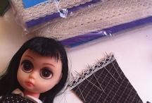 SSE Doll / by Naoko Yoshioka