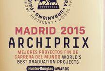 Archiprix 2015 Madrid / Architectuur reis / by FTR8